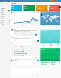 adminlte free dashboard and control panel cards pinterest