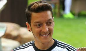 mesut ozil hair style mesut ozil wants to emulate germany s world cup legends world