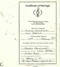 catholic marriage certificate catholic center marriage license senrapasi20 s soup