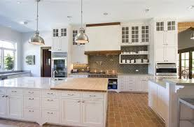 Brick Floor Kitchen by Nashville Manse Classes Up The Joint Brick Flooring Bricks And