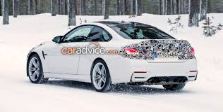 2018 bmw m4 facelift spied in sweden photos 1 of 10