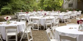 chair table rentals cool gold and white wedding decorations 71 in wedding table