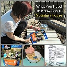 Mountain House Food by What You Need To Know About Mountain House