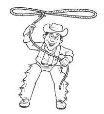 coloriages cowboys images et gifs animés et animations 100