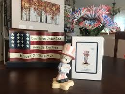 precious moments figurine review u2013 i love america the shady lane