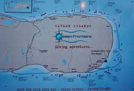 Grand Cayman Islands Map Diving Grand Cayman U0027s East End Freedom Tour Travel