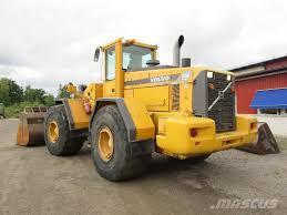 volvo l220d long boom wheel loaders for sale front loader front