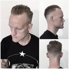 undercut slick back receding hairline 75 new hairstyles for balding men best 2018 styles