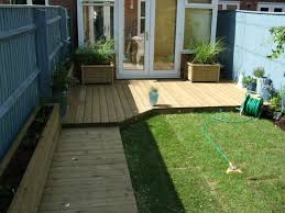 decking designs for small gardens small deck designs backyard