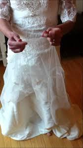 light in the box wedding dress reviews tidebuy wedding dress failure youtube