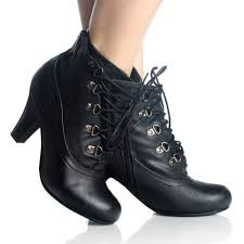 womens wedge boots size 9 images of womens boots booties lace up ankle booties black high