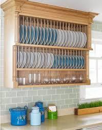 the 25 best kitchen plate rack ideas on pinterest plate holder