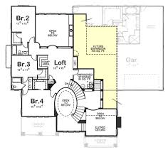 bungalow style house plan 4 beds 4 50 baths 4532 sq ft plan 20 1654