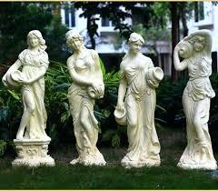 to buy garden ornaments exhort me