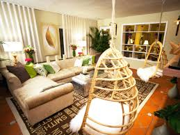 Swing Chairs For Rooms Photos David Bromstad Hgtv