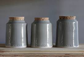 wooden canisters kitchen grey ceramic canisters with wooden lids ceramic kitchen