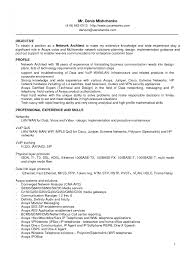 resume objective exle cv exles administration network engineer resume sle cisco