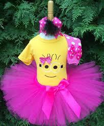 Infant Minion Halloween Costume 25 Minion Tutu Ideas Tutu Ideas Diy