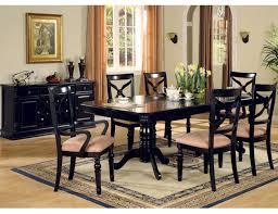 Black Dining Room Chairs Black Dining Room Chairs Interior Home Design Ideas