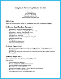 resume of a accountant sample resume of waitress food service waitress waiter resume