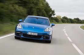 navy blue porsche 2017 one week with 2017 porsche panamera 4s automobile magazine