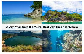 best day trips near manila philippines