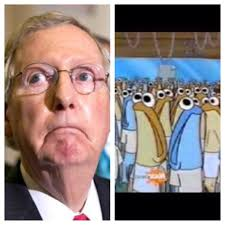 Mitch Mcconnell Meme - your senate minority leader mitch mcconnell imgur