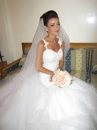 detachable wedding dress straps spaghetti mermaid wedding dress