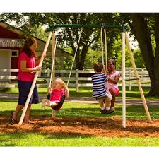 Flexible Flyer Lawn Swing Frame by Flexible Flyer Play Now U0026 More Swing Set 199619 Toys At