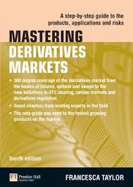 mastering derivatives markets ebook by francesca taylor