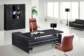 Design For Large Office Desk Ideas Designer Office Table Table Ideas Brown Wooden U Shape Office