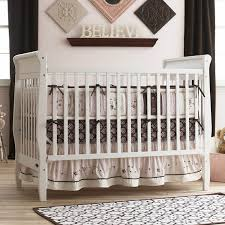 Convertible Crib Mattress Graco 4 In 1 Convertible Crib In White Free Shipping