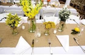 Mason Jar Flower Centerpieces Vintage Chic Wedding Flower Centerpieces Mason Jars Weddings Eve