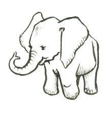 the 25 best elephant drawings ideas on pinterest elephant