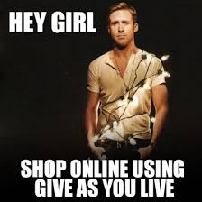 Charity Meme - 26 best from give as you live hq images on pinterest charity