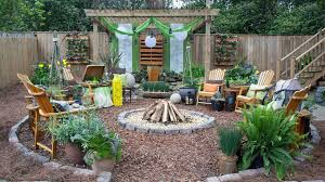 Backyard Oasis Beautiful Backyard Ideas - Backyard vineyard design