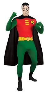 robin dc comics 2nd skin men costume 56 99 the costume land