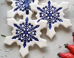 ornament amazing ceramic snowflake ornaments snowflake ornaments