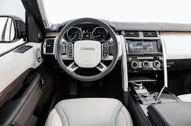 range rover dashboard land rover discovery 2018 motor trend suv of the year finalist