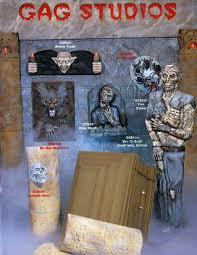 distortions halloween props 1994 95 studios catalog blood curdling blog of monster masks