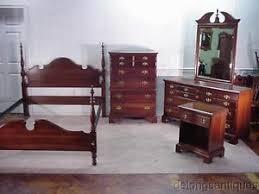 18949 jamestown sterling solid cherry bedroom set home