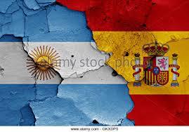 spain argentina flag stock photos u0026 spain argentina flag stock