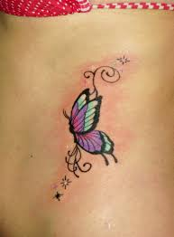 butterfly tattoos designs on chest small butterfly design