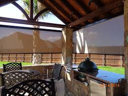 Motorized Screens For Patios Shade Works Of Texas Retractable Shades And Awnings