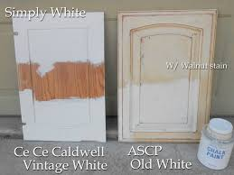 How To Repaint Kitchen Cabinets White Kitchen Cabinets 41 Picmonkey Collage The Purple Painted Lady