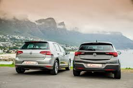 vauxhall golf comparative review opel astra vs volkswagen golf 7 cars co za