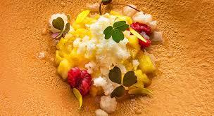 cuisiner chignon frais recette ananas litchi