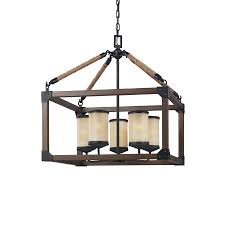 Seagull Lighting Fixtures by Shop Sea Gull Lighting Dunning 22 In Stardust Rustic Single Cage