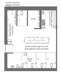 a better public bathroom by design graphic sociology