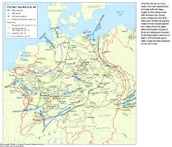 Passau Germany Map by Thirty Years U0027 War U2013 What Kind Of Conflict Weapons And Warfare